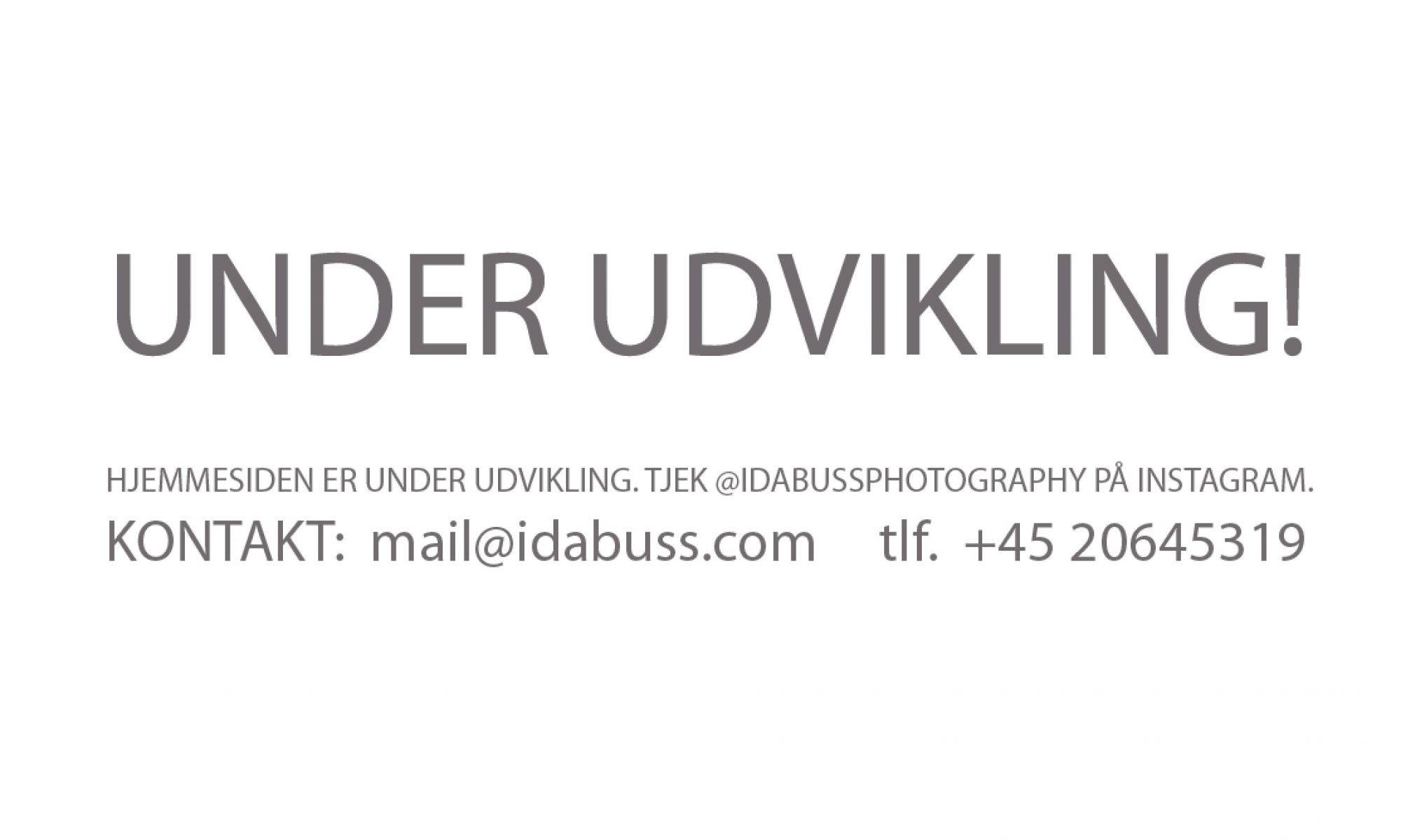 Ida Buss Photography